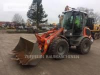 Equipment photo ATLAS AR65E ŁADOWARKI KOŁOWE/ZINTEGROWANE NOŚNIKI NARZĘDZI 1