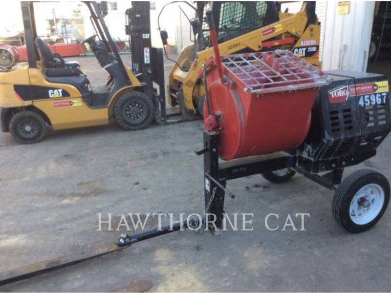 TORO COMPANY CONCRETE EQUIPMENT MIXER MTR equipment  photo 5