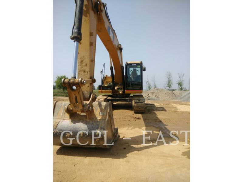 CATERPILLAR ESCAVATORI CINGOLATI 320D2 equipment  photo 4