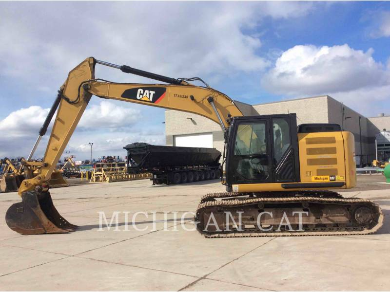 CATERPILLAR EXCAVADORAS DE CADENAS 320EL RRQ equipment  photo 17