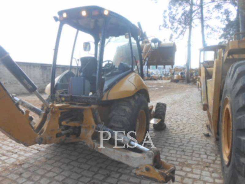 CATERPILLAR RETROESCAVADEIRAS 416EST equipment  photo 6
