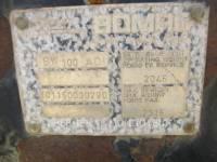 Equipment photo BOMAG BW100 COMPACTOREN 1