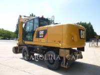 CATERPILLAR WHEEL EXCAVATORS M320 F equipment  photo 2