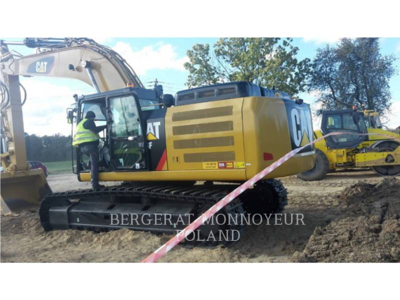 CATERPILLAR TRACK EXCAVATORS 336F equipment  photo 17