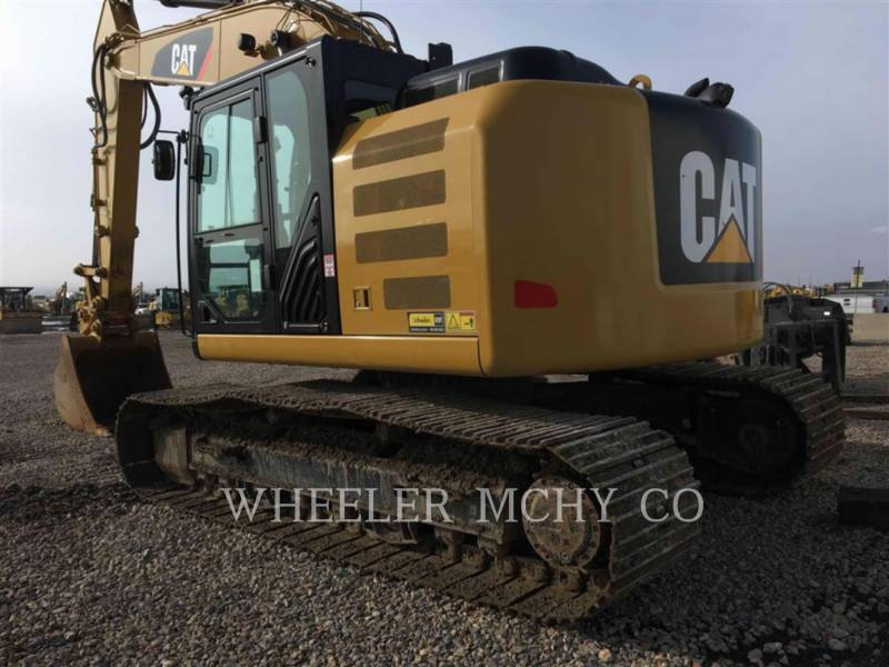 CATERPILLAR TRACK EXCAVATORS 320E LRRTH equipment  photo 1
