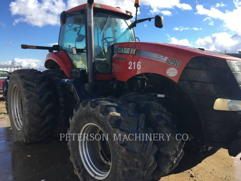 CASE/NEW HOLLAND TRACTEURS AGRICOLES 290MAGNUM equipment  photo 4