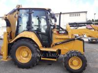 Equipment photo CATERPILLAR 426F2LRC BAGGERLADER 1