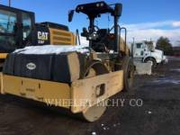 Equipment photo CATERPILLAR CS54B C110 COMPATTATORE PER ASFALTO A SINGOLO TAMBURO VIBRANTE 1