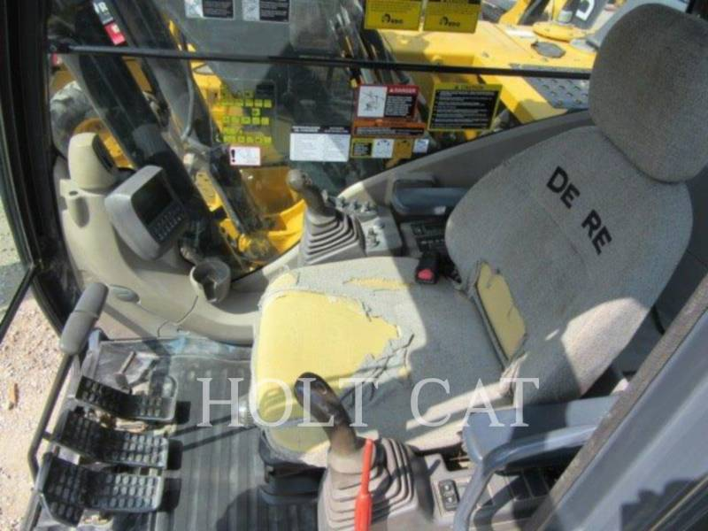 DEERE & CO. KETTEN-HYDRAULIKBAGGER 120D equipment  photo 6