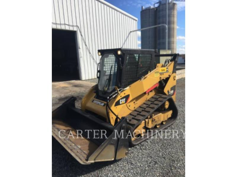 CATERPILLAR SKID STEER LOADERS 259B3 ACW equipment  photo 2