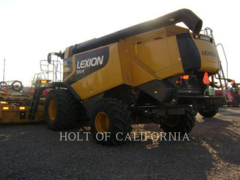 LEXION COMBINE COMBINES 570R GT10585 equipment  photo 4