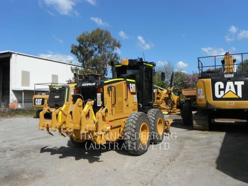 Caterpillar AUTOGREDERE 140M equipment  photo 6