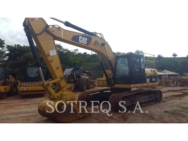 CATERPILLAR ESCAVADEIRAS 323DL equipment  photo 3