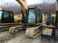 CATERPILLAR KETTEN-HYDRAULIKBAGGER 318 E L equipment  photo 8
