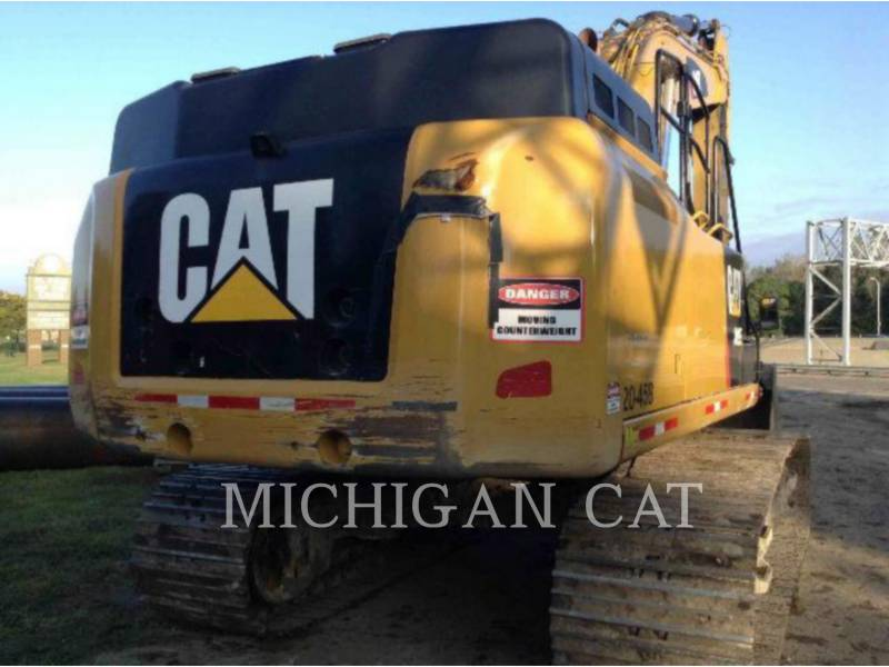 CATERPILLAR TRACK EXCAVATORS 349EL Q equipment  photo 15