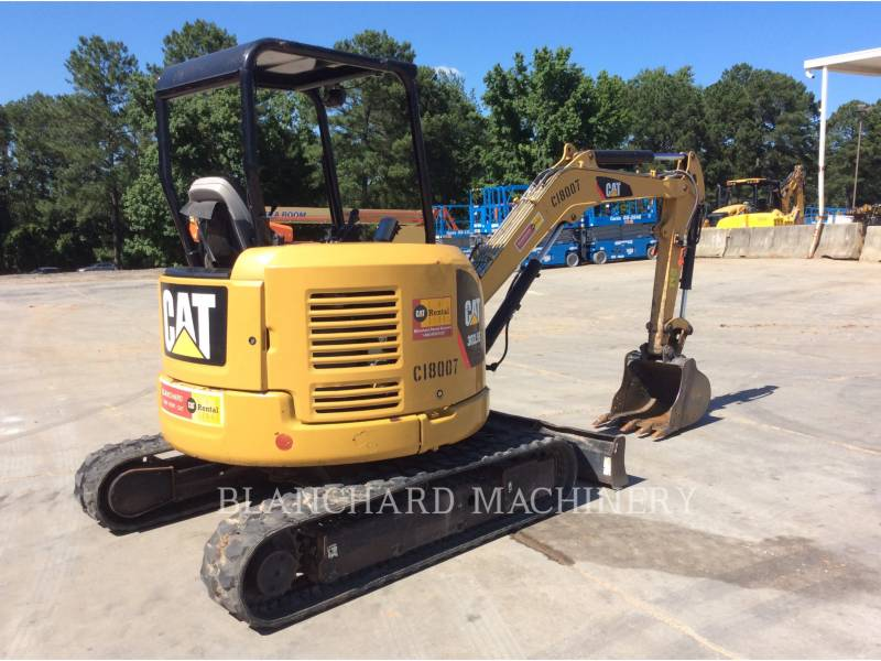 CATERPILLAR PELLES SUR CHAINES 303.5E equipment  photo 4
