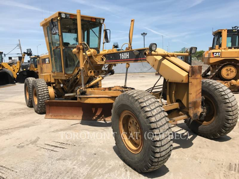 Caterpillar AUTOGREDERE 160HNA equipment  photo 4