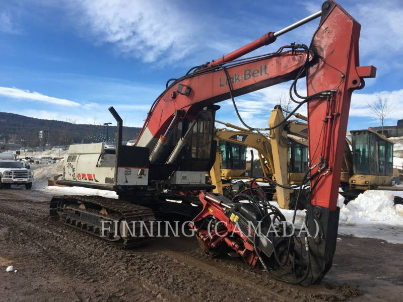 LINK-BELT CONSTRUCTION Forestal - Procesador 210LX equipment  photo 1