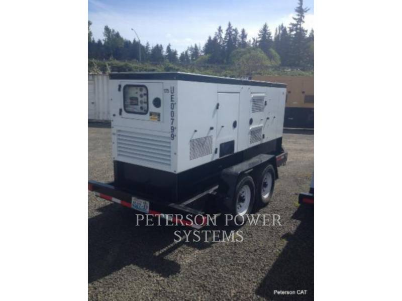 PERKINS PORTABLE GENERATOR SETS 175RSTH equipment  photo 1