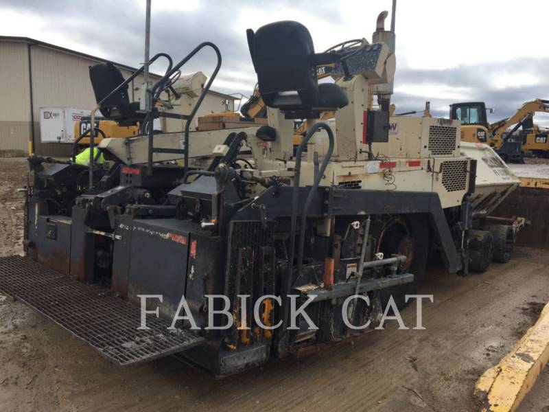 INGERSOLL-RAND ASPHALT PAVERS PF3200 equipment  photo 2
