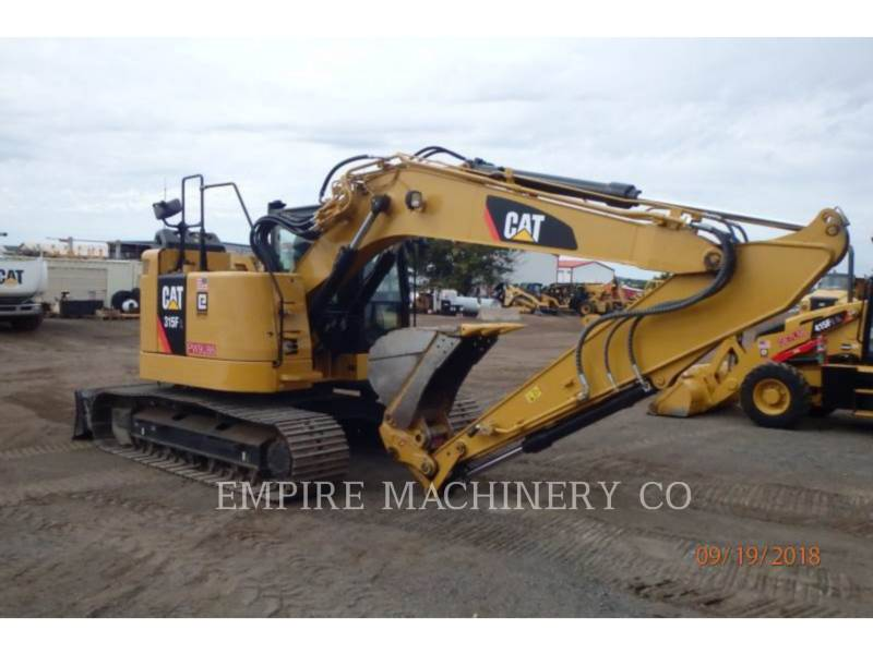 CATERPILLAR RUPSGRAAFMACHINES 315FLCR equipment  photo 1