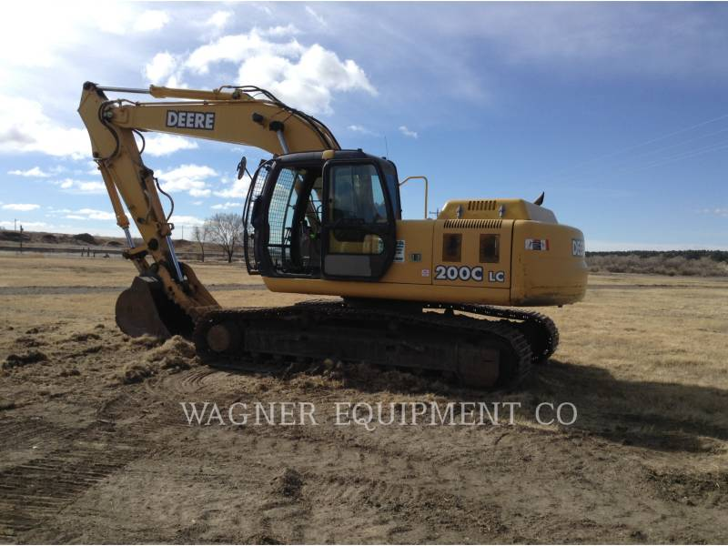 DEERE & CO. EXCAVADORAS DE CADENAS 200C equipment  photo 2