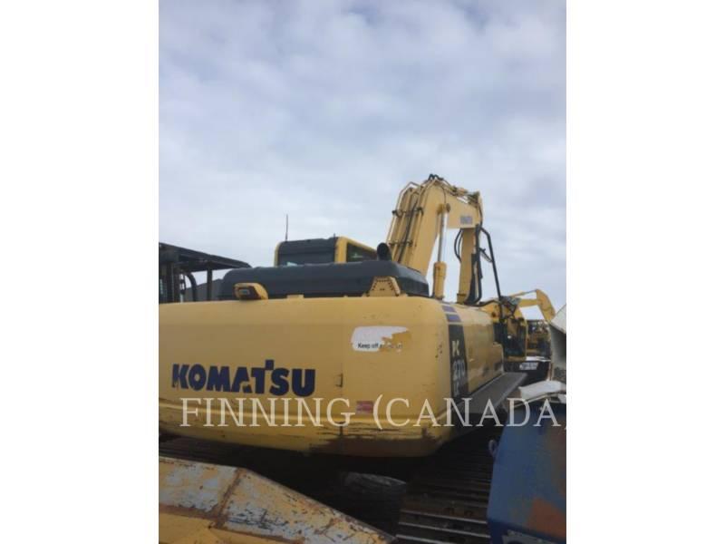 KOMATSU トラック油圧ショベル PC270LC-8 equipment  photo 4