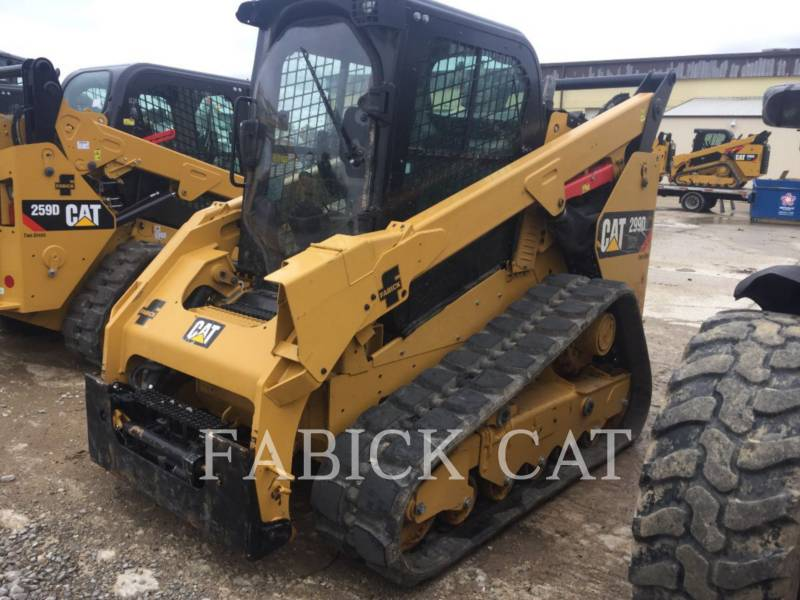 CATERPILLAR DELTALADER 299D2 XHP equipment  photo 3