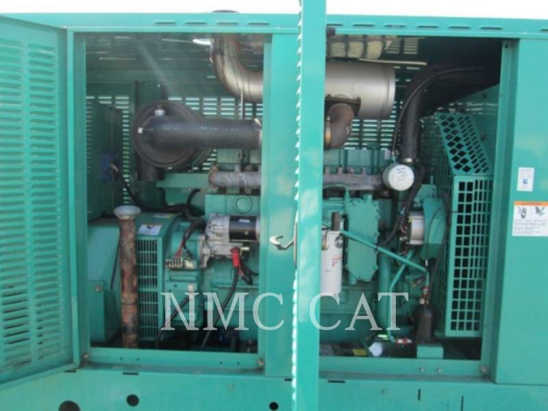 CUMMINS STATIONARY GENERATOR SETS DGEA equipment  photo 1