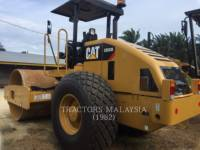 Equipment photo CATERPILLAR CS-533E COMPACTEUR VIBRANT, MONOCYLINDRE LISSE 1