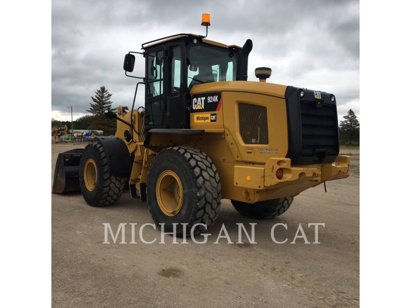 CATERPILLAR WHEEL LOADERS/INTEGRATED TOOLCARRIERS 924K 3RQ equipment  photo 4