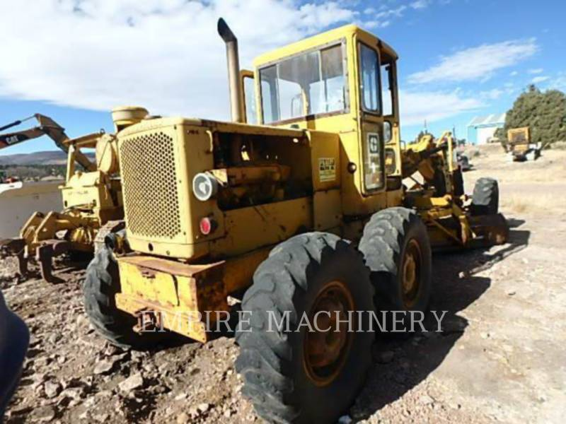 CATERPILLAR MOTOR GRADERS 14E equipment  photo 9