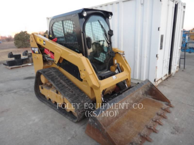 CATERPILLAR SKID STEER LOADERS 239DSTD1CA equipment  photo 1