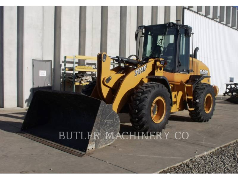 CASE/NEW HOLLAND WHEEL LOADERS/INTEGRATED TOOLCARRIERS 721F equipment  photo 1