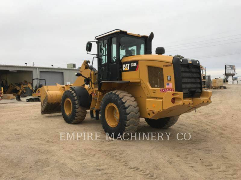 CATERPILLAR CARGADORES DE RUEDAS 930K equipment  photo 5