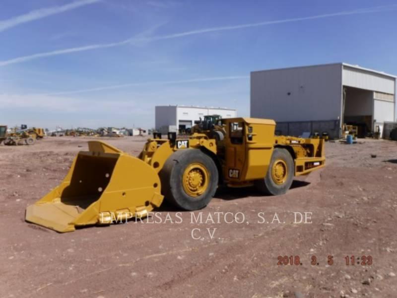 CATERPILLAR CHARGEUSE POUR MINES SOUTERRAINES R1300G equipment  photo 3