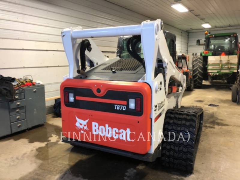 BOBCAT UNIWERSALNE ŁADOWARKI T870 equipment  photo 3