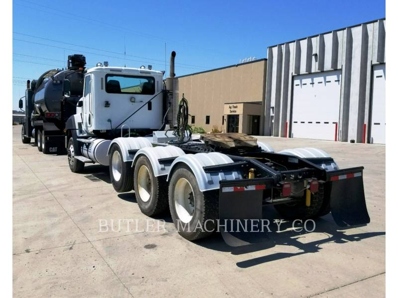 CATERPILLAR CAMIONS ROUTIERS CT660 equipment  photo 3