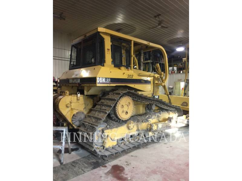 CATERPILLAR TRACTORES DE CADENAS D6HIILGP equipment  photo 2