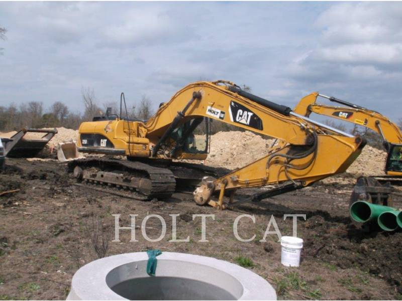CATERPILLAR EXCAVADORAS DE CADENAS 325DL equipment  photo 2