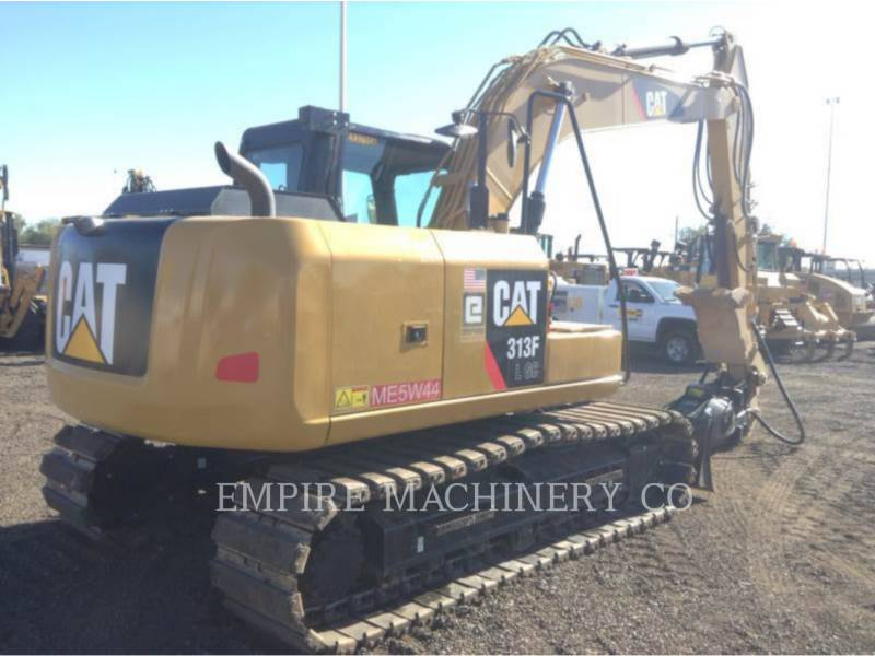 CATERPILLAR トラック油圧ショベル 313FL GC P equipment  photo 2