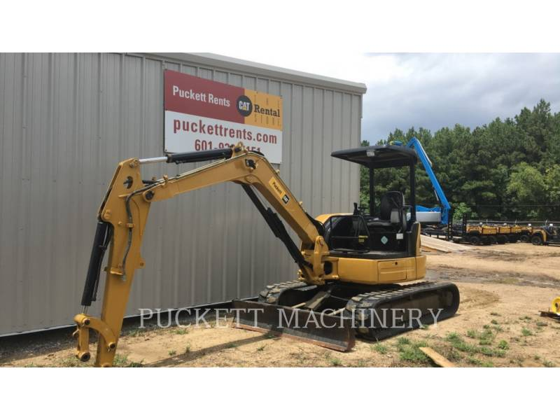 CATERPILLAR TRACK EXCAVATORS 305DCR equipment  photo 8