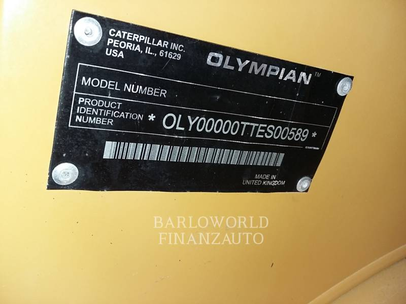 OLYMPIAN_ POWER MODULES GEP500 equipment  photo 5