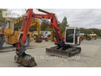 Equipment photo KUBOTA CORPORATION KX251 TRACK EXCAVATORS 1