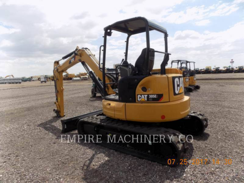 CATERPILLAR TRACK EXCAVATORS 305E2 OR equipment  photo 3