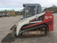 TAKEUCHI MFG. CO. LTD. SKID STEER LOADERS TL130 SSL equipment  photo 3