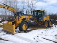 Equipment photo JOHN DEERE 872G MOTORGRADER 1