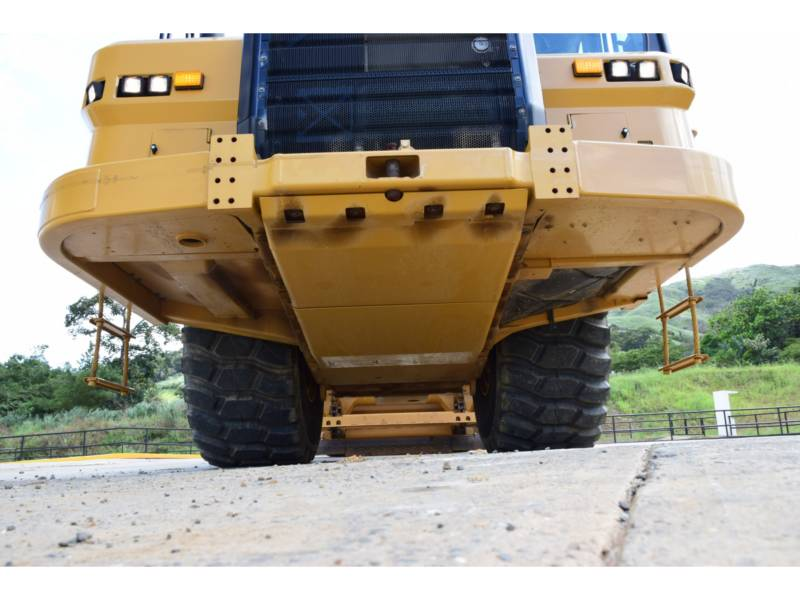CATERPILLAR WHEEL TRACTOR SCRAPERS 623K equipment  photo 20