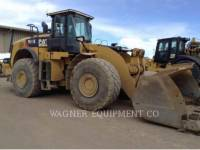 CATERPILLAR PÁ-CARREGADEIRAS DE RODAS/ PORTA-FERRAMENTAS INTEGRADO 980K AG equipment  photo 2