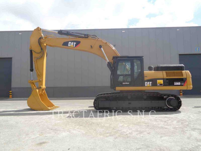 CATERPILLAR TRACK EXCAVATORS 336DLN equipment  photo 1